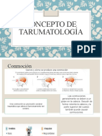 Concepto de tarumatología