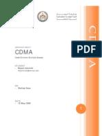 CDMA final