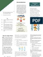Folleto Factores de riesgos fisicos pdf