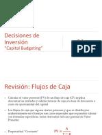 s4_Capital Budgeting