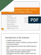 five forces novartis This ebook describes porter's five forces framework, a technique that  this  became known as porter's five forces analysis and it provides a model that.