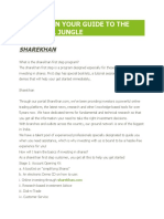SHAREKHAN YOUR GUIDE TO THE FINANCIAL JUNGLE
