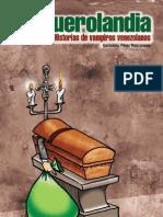Banquerolandia Historia de Vampiros Venezolanos