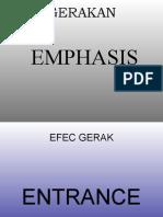 EFEC GERAK