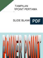 Pen Gen Alan Power Point