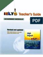 High Impact IELTS-Teacher's Guide