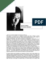 A. Camus, El hombre rebelde (selección)