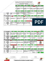 cronograma 2º 2010-2011