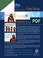 Sensear Antarctic Case Study