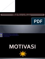 Presentation MOTIVASI