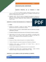 ANÁLISIS  DE PLATÓN Y ARISTÓTELES