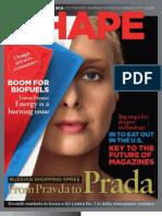 SCA magazine SHAPE 1 / 2006