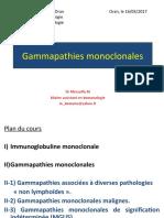 Gammapathies