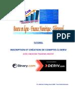 Tutoriel d'Inscription Et de Création de Comptes Sur Deriv _ Indices Synthétiques (1)
