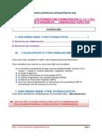 Mon Guide Pour Sélectionner Les Établissements en Licence 2 Et 3, Licence Professionnelle, Master, Diplôme d'i