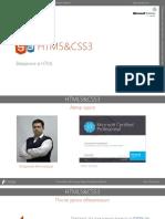 001 Введение в HTML5 (Presentation)