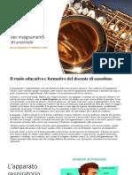 metodologia dell'insegnamento strumentale (B.O)