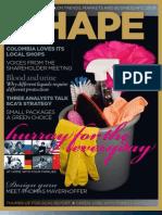 SCA magazine SHAPE 2 2009