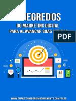 3 Segredos Do Marketing Digital Para Alavancar Suas Vendas - eBook Que Vou Fazer
