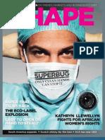 SCA magazine SHAPE 3 2007