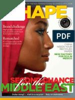 SCA magazine SHAPE 3 2008