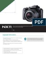 Samsung Camera NX11 English User Manual