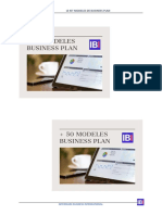 Le Kit Modeles Business Plan
