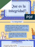 La Integridad (1)