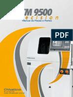 Manual Peças e Partes CM9500_V04_-_WEG_20131212