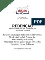 Op 055ot 20 Redencao Pa Comum Fund