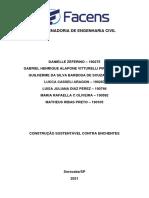 Report 4 - CONSTRUÇÃO SUSTENTÁVEL CONTRA ENCHENTES