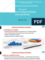 S-03 Analisis Situación Pais - Analisis PESTEC