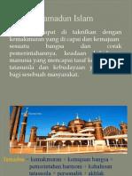 Definisi Tamadun Islam