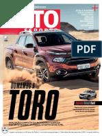 Auto Esporte - Brasil Ed. 609 - Fevereiro de 2016