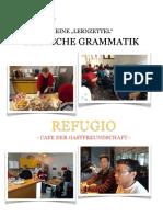 Deutschkurs 2016 _GRAMMATIK