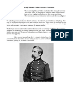 The Leadership Moment - Joshua Lawrence Chamberlain in the Civil War