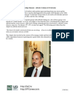 The Leadership Moment - Alfredo Cristiani & El Salvador