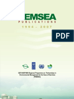 PEMSEA Publications Catalogue