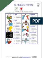 2) PASADO, PRESENTE Y FUTURO (ARASAAC)