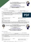 PARENTS ORGUARDIANS AUTHORIZATION FORM FOR NSTP 1&2 SUMMER 2011