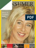 Consumer News Namibia November Issue 2010