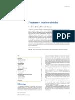 Fractures et luxations du talus 2012(1)