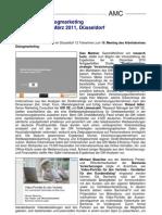 AMC-Forum 110315 AKDIMA Zusammenfassung Arsmedium