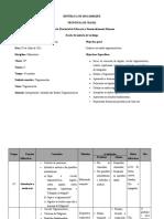 Plano de Didactica II