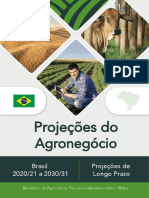 Projeções do Agronegócio 2020-2021 a 2030-2031