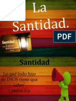 La Santidad - 1