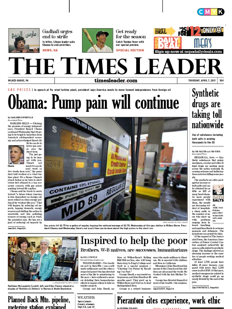 868d532bdd9f94 The Wilkes-Barre Times Leader 4-7 | Powerball | Lawsuit