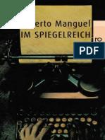 Manguel, Alberto - Im Spiegelreich