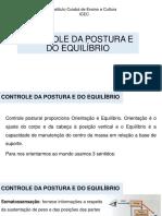 Aula 04 - CONTROLE DA POSTURA E DO EQUILÍBRIO (1)