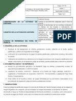 EI-FT-50 Formato Papel de Trabajo de Auditoria Interna - PROCEDIMIENTO de NOMINA